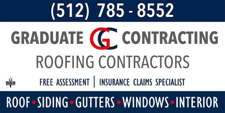 Graduate - San Marcos Roofing Contractors