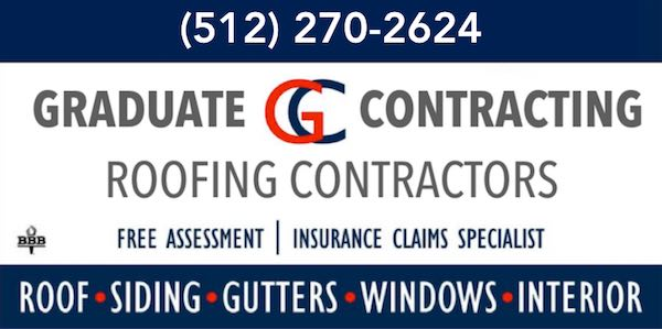 Graduate Roofing Contractors of South Austin Tx